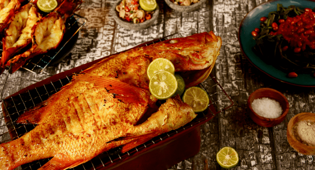 Bali Taste - Ikan Bakar Jimbaran