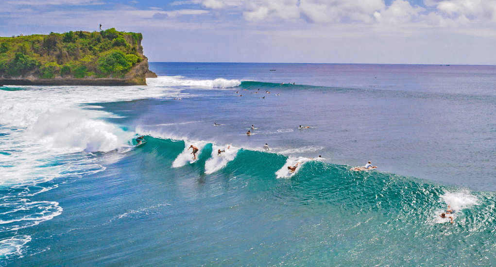 Bali - Waves