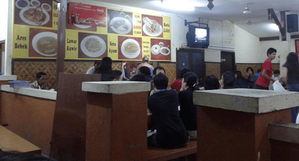 Bali food - AYAM BETUTU GILIMANUK, TUBAN