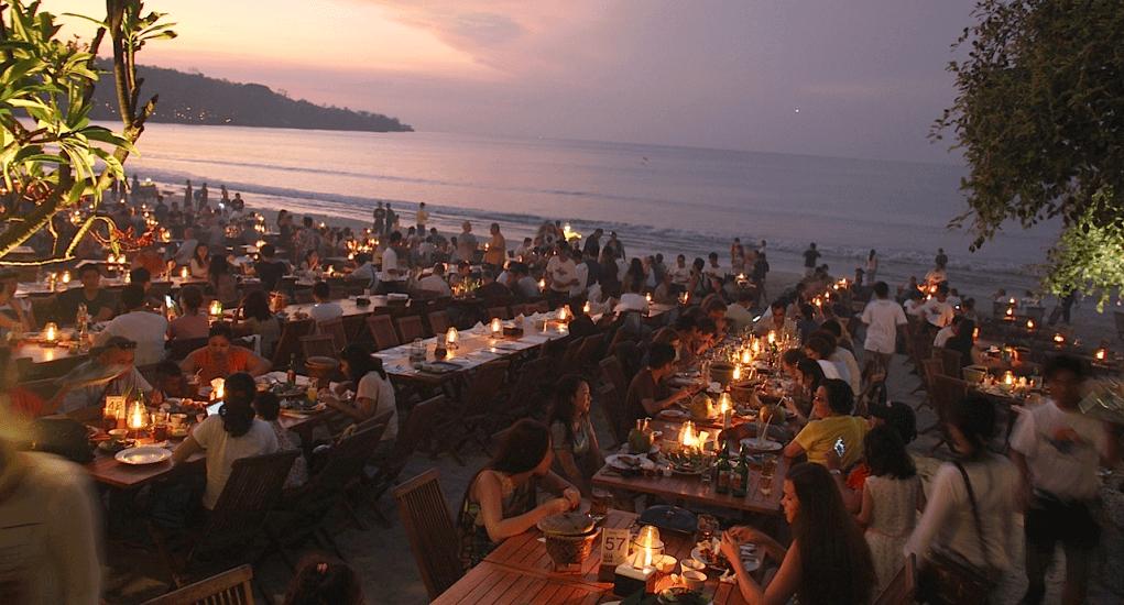 Bali food - JIMBARAN SEAFOOD CAFE - JIMBARAN