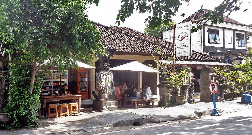 Bali food - WARUNG MAK BENG, SANUR