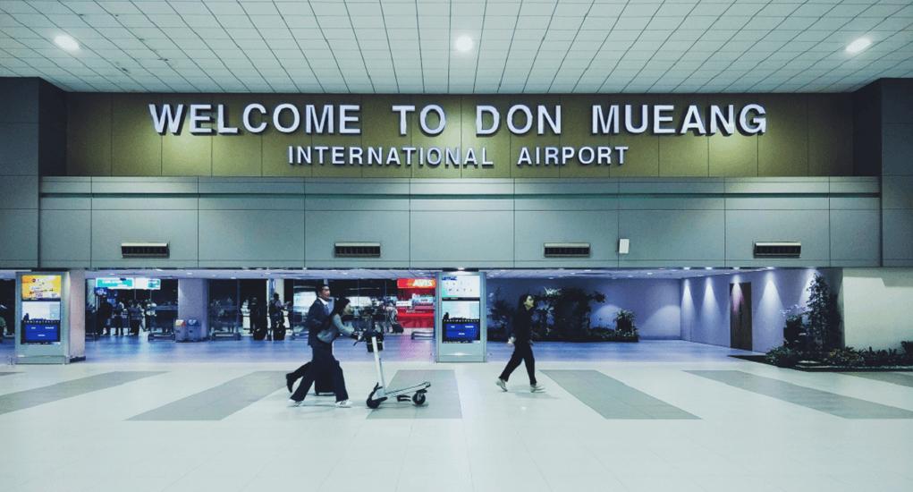 Bandara Don Mueang - Alternatif Lain untuk Menuju Pattaya