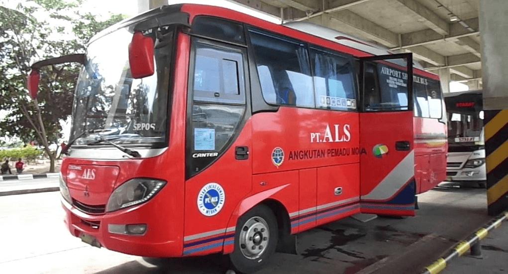Bandara Kualanamu - Bus PT ALS