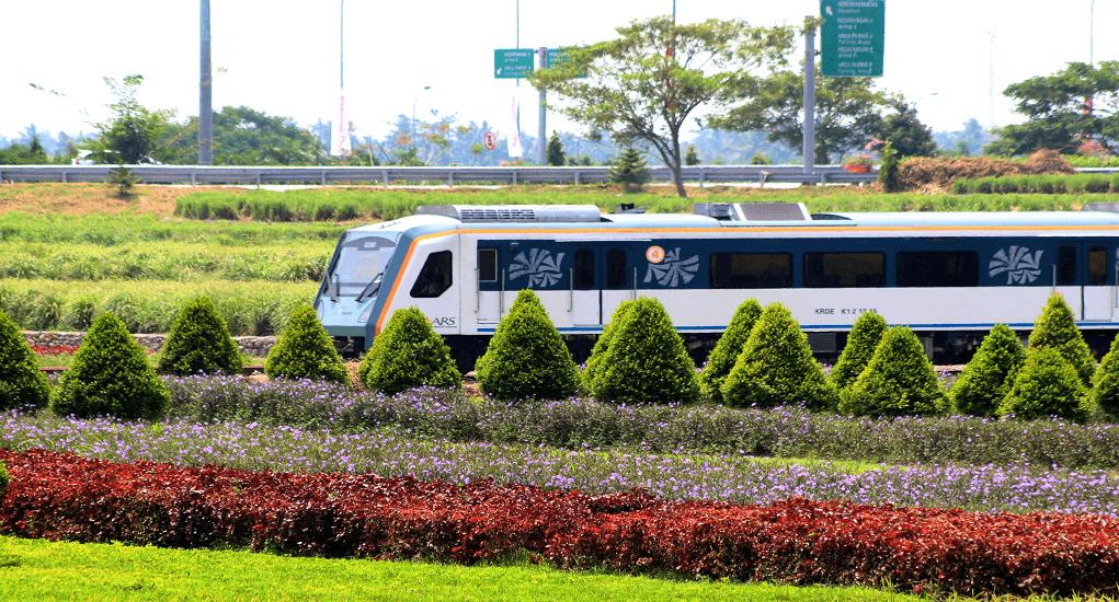 Bandara Kualanamu - Kereta Bandara