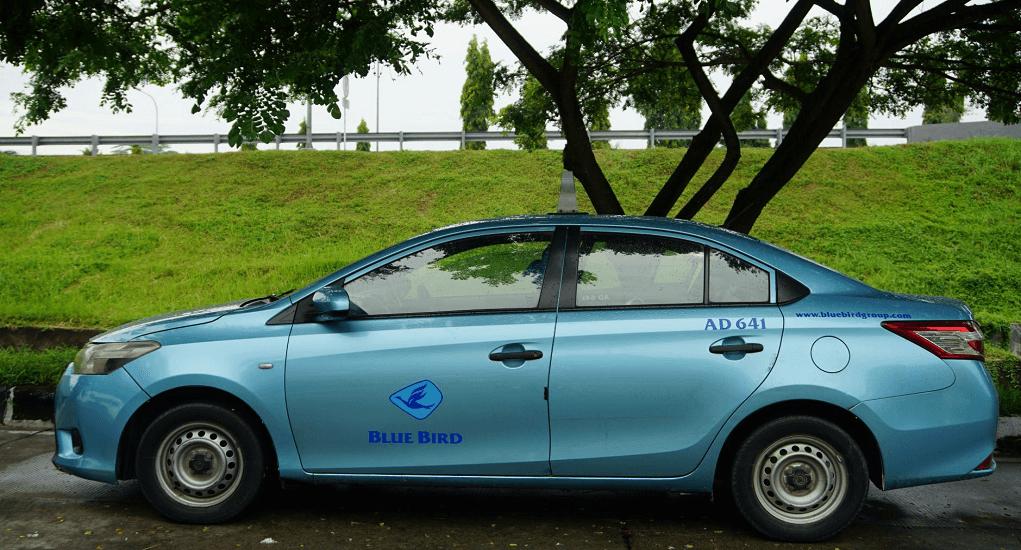 Bandara Kualanamu - Taxi Blue Bird