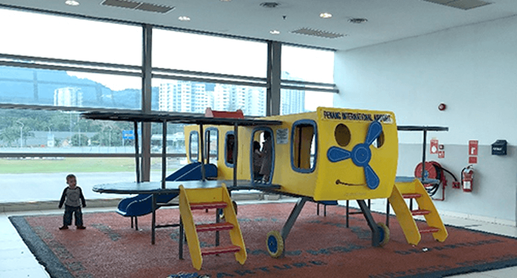 Bandara Penang - Children Playground
