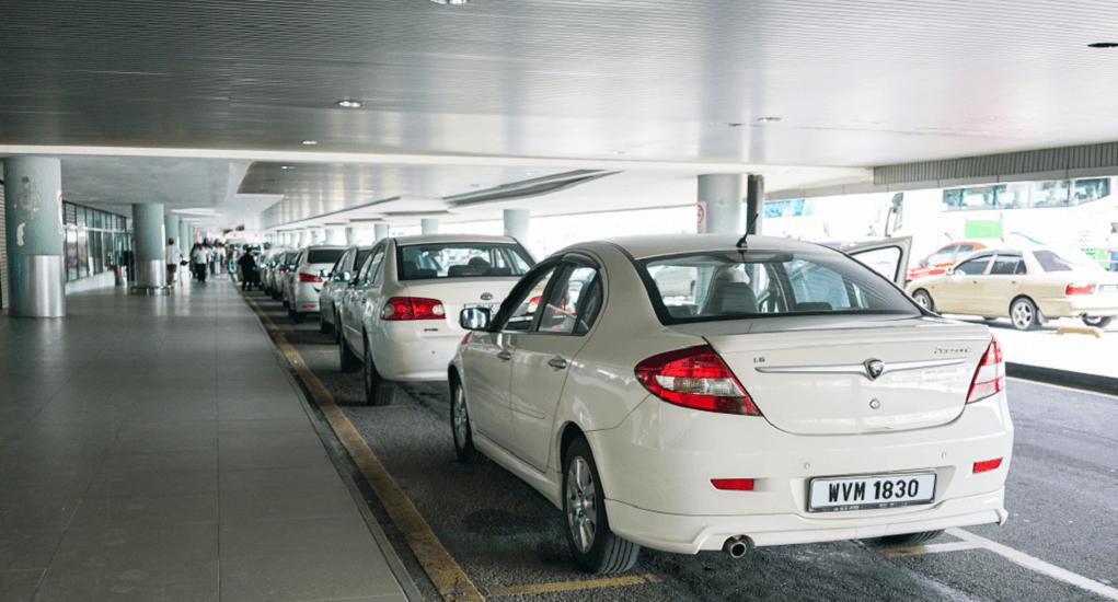 Bandara Penang - Taxi
