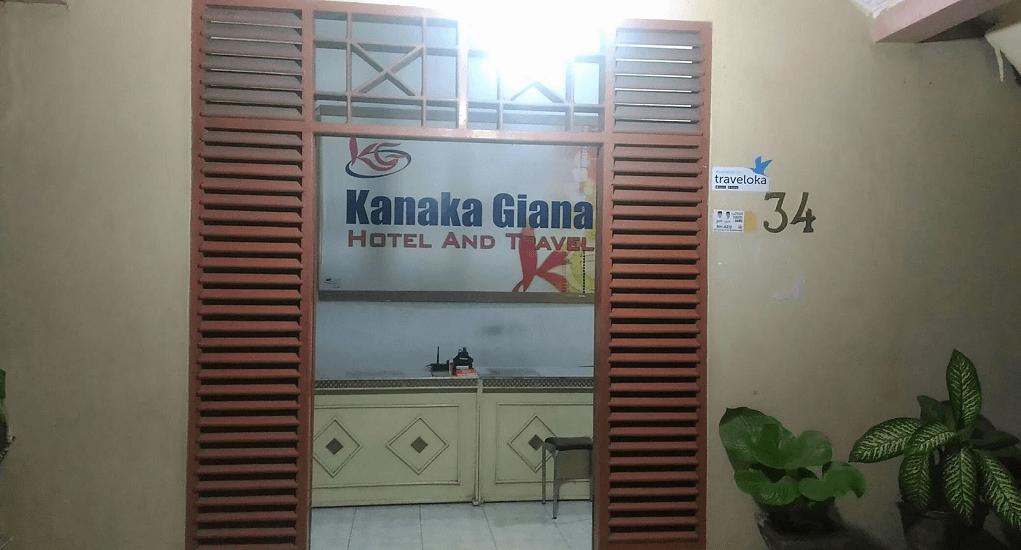 Bandara Sulta Hasanuddin - Kanaka Giana Hotel
