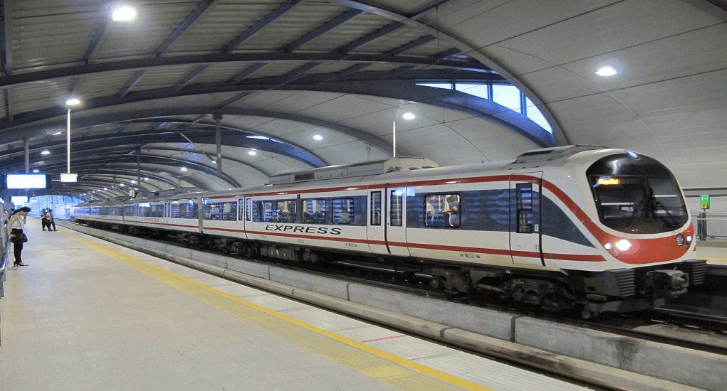 Bandara Suvarnabhumi - Airport Rail Link (ARL)