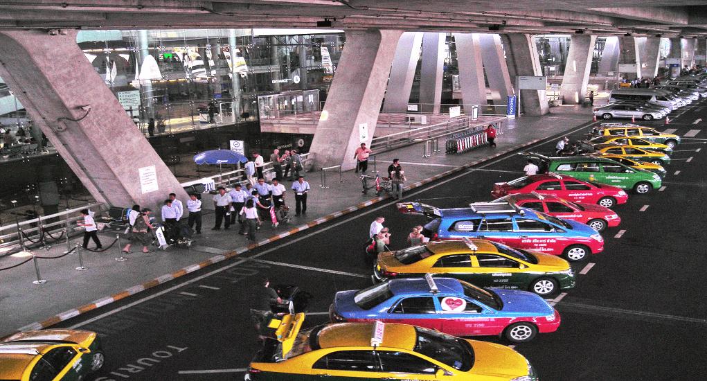 Bandara Suvarnabhumi - Airport Taxi