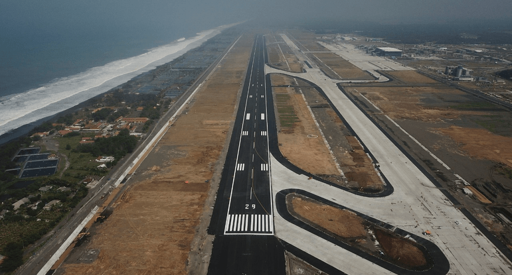 Bandara YIA - Landasan Pacu