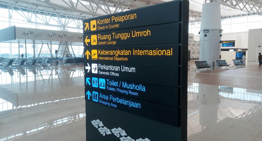 Bandara YIA - Terminal Penumpang