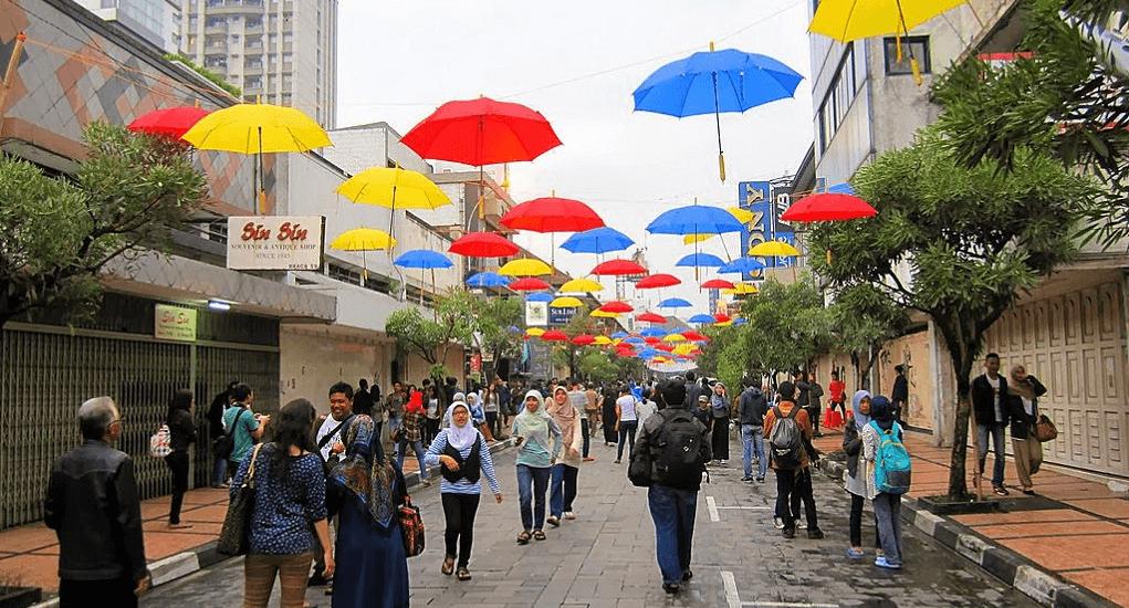 Bandung - Braga Street