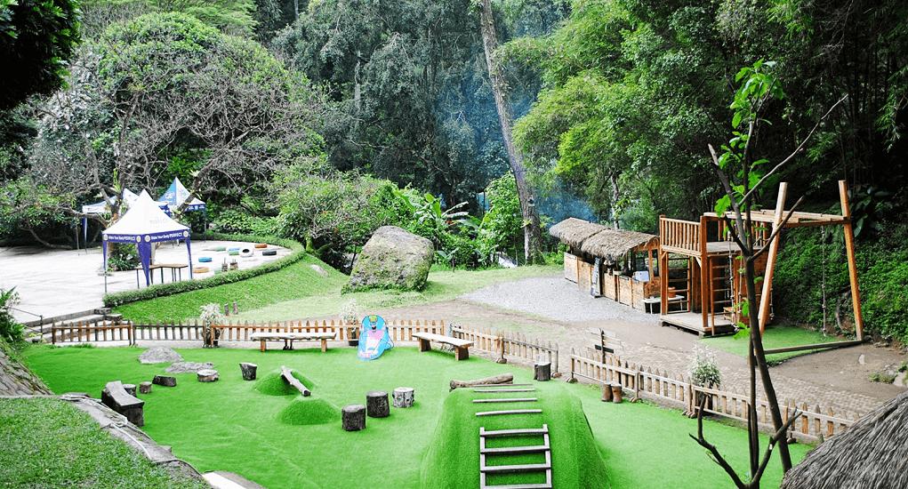 Bandung - Taman Wisata Maribaya
