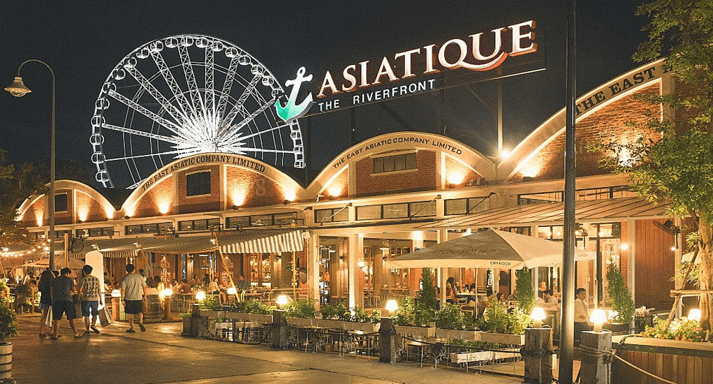 Bangkok Night Market - Asiatique