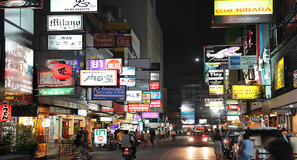 Bangkok Night Market - Patpong Night Market