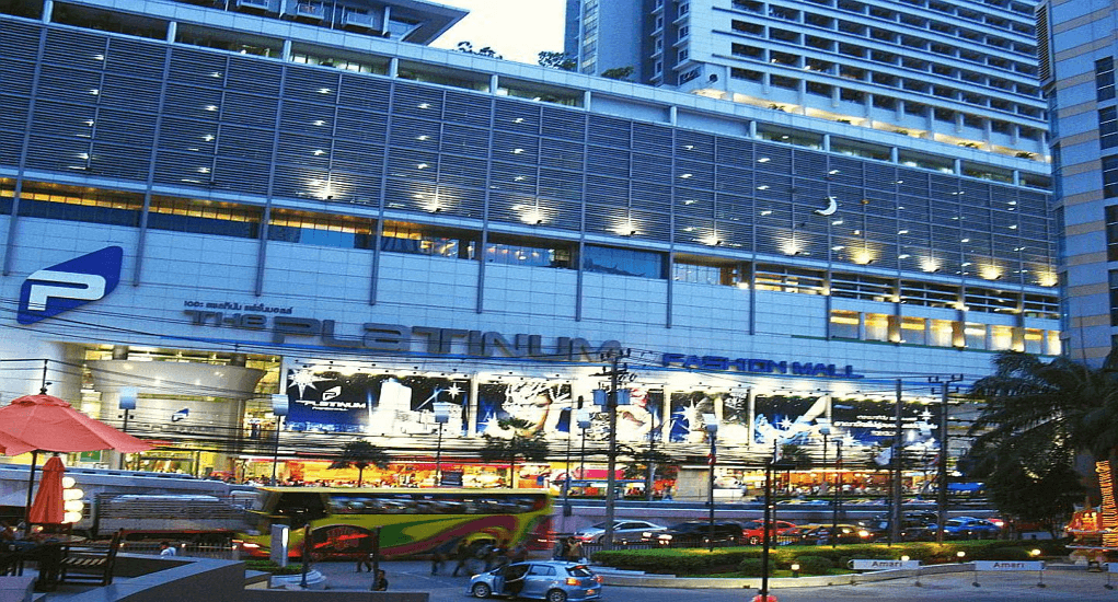 Bangkok - Platinum Fashion Mall