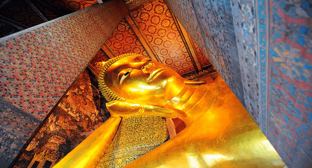 Bangkok - Wat Pho Temple (1)