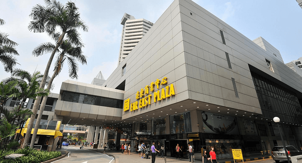 Batam - Singapura - Far East Plaza