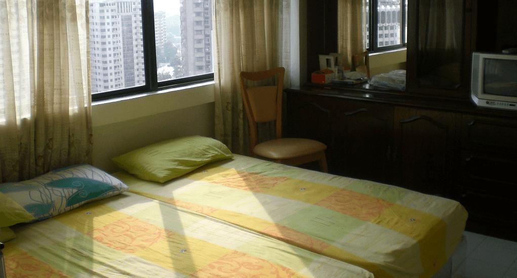 Batam - Singapura - Hotel Melati