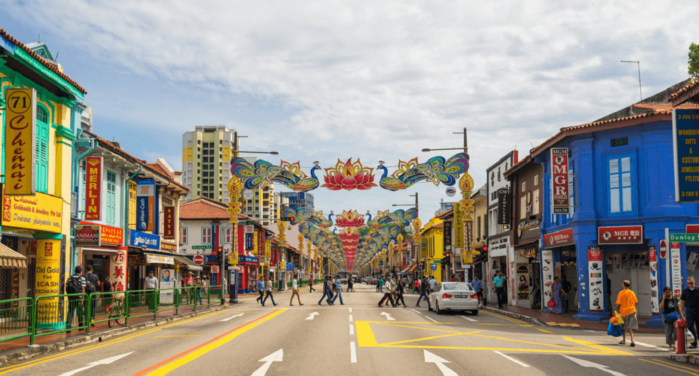 Batam - Singapura - Little India