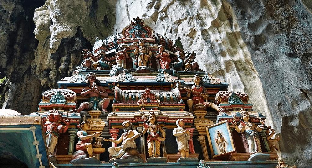 Wisata Batu Cave - Sejarah Batu Cave Malaysia