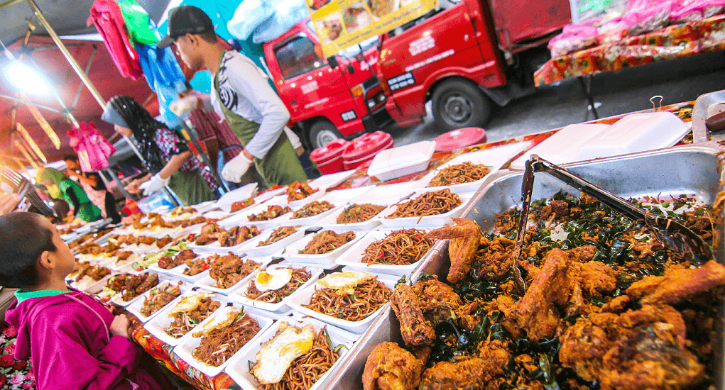 Bazaar Ramadhan - Bangsar
