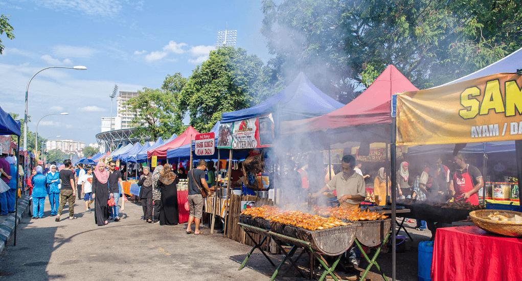 Bazaar Ramadhan - Kampung Baru