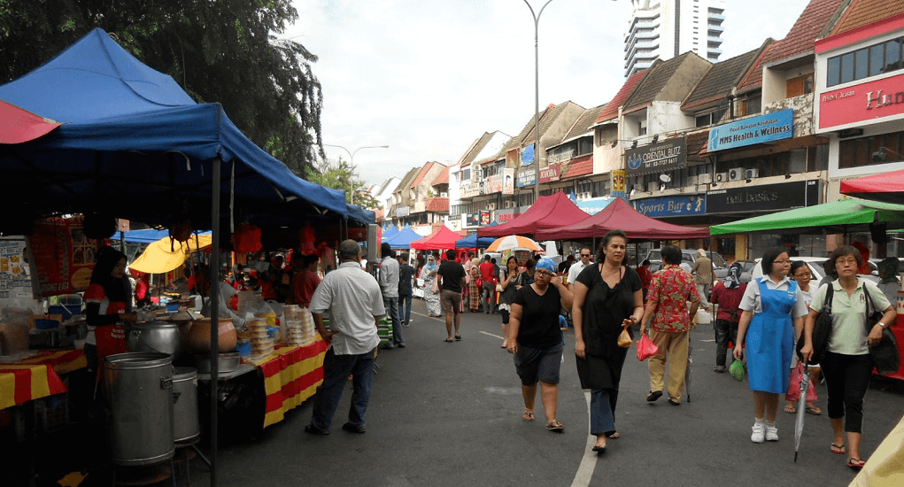 Bazaar Ramadhan - TTDI