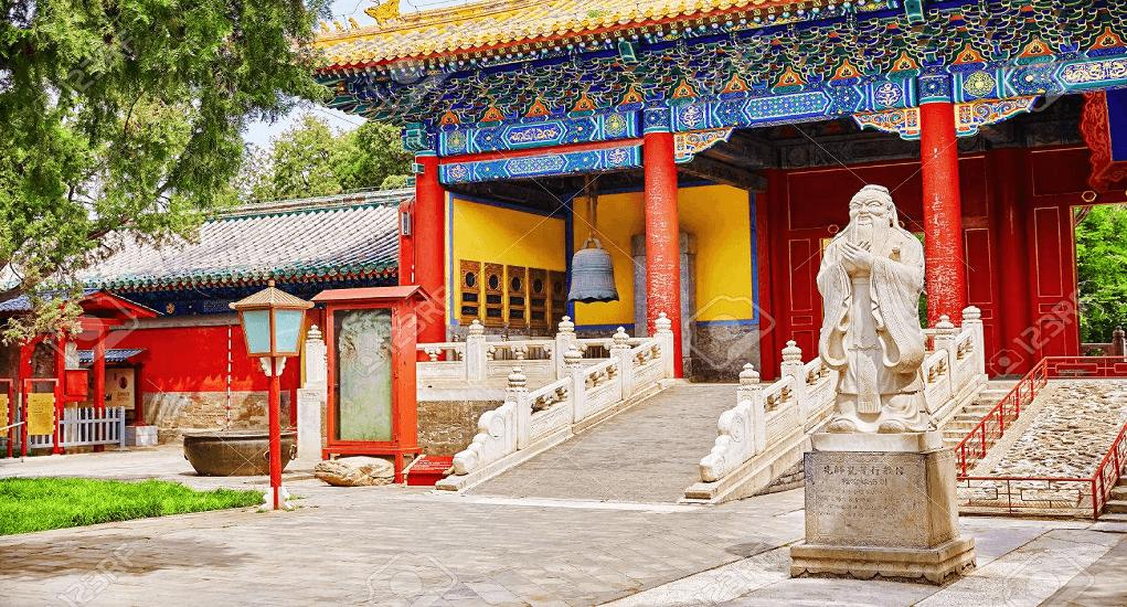 Beijing - Confucius Temple