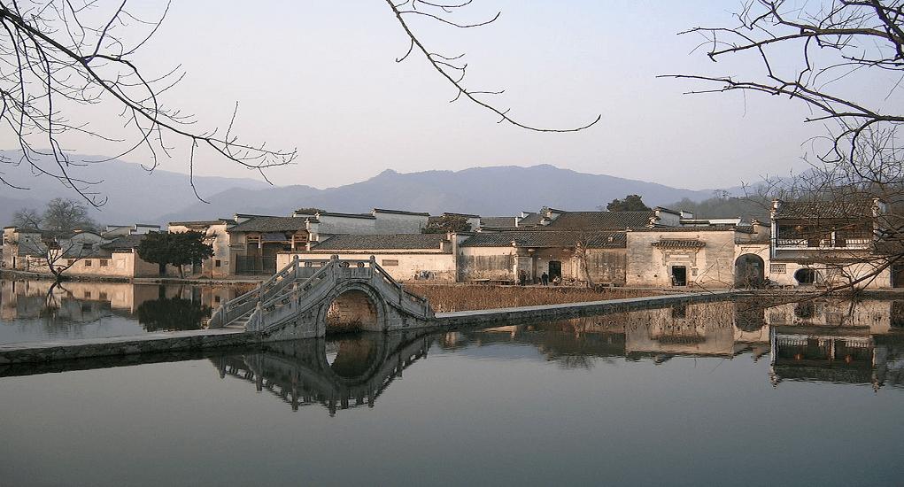 Beijing - Hongcun Ancient Village
