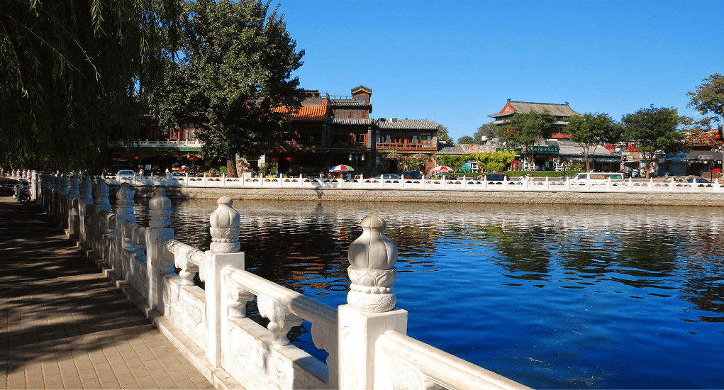 Beijing - Shichahai Lake