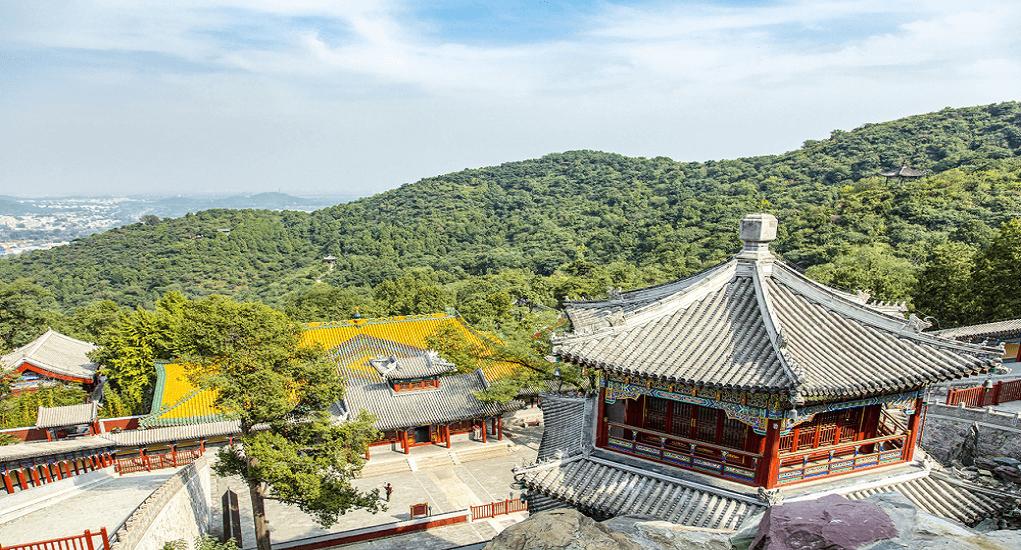 Beijing - Xiangshan Park