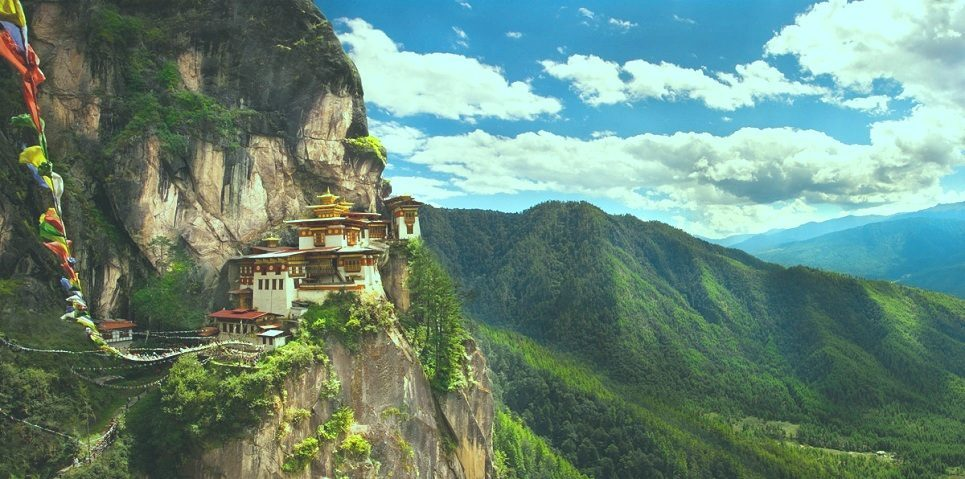 Bhutan Blog Airpaz