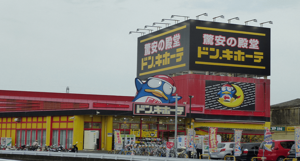 Biggest Shopping Places in Tokyo - Shizuoka Prefecture