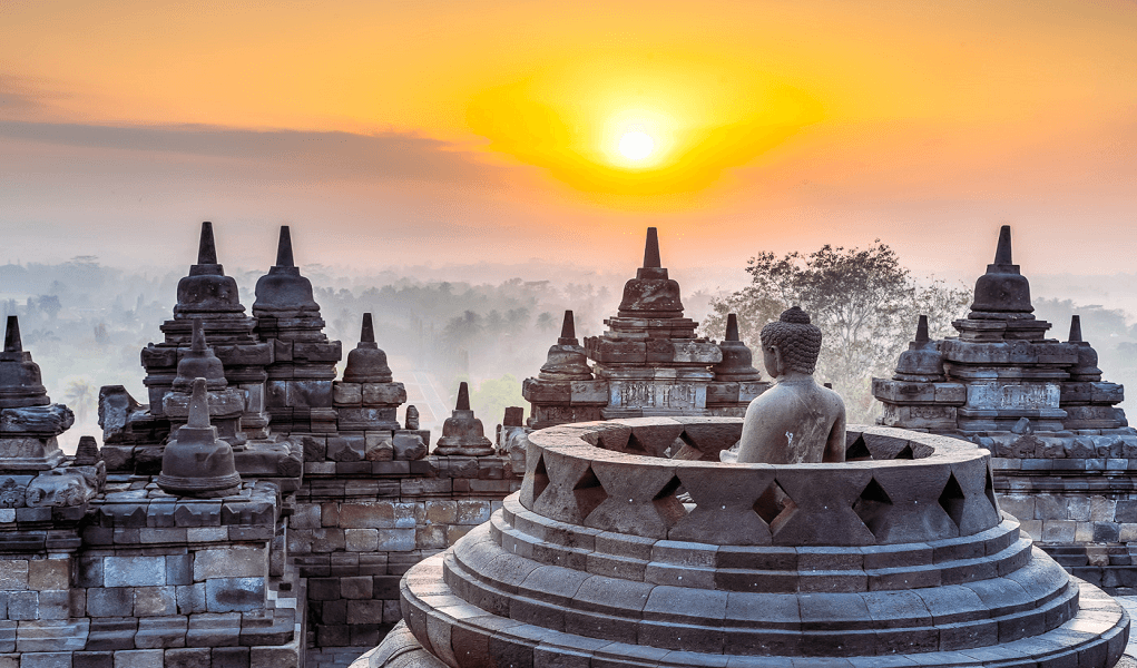 Sejarah dan Kecantikan Candi Borobudur Indonesia | Airpaz Blog