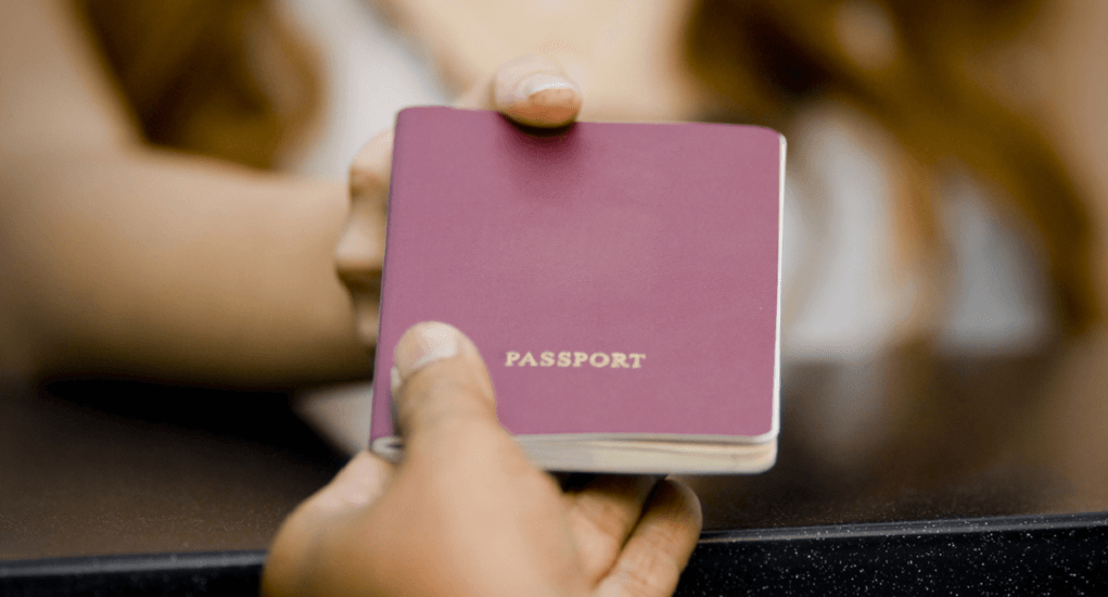 Buat Paspor Baru