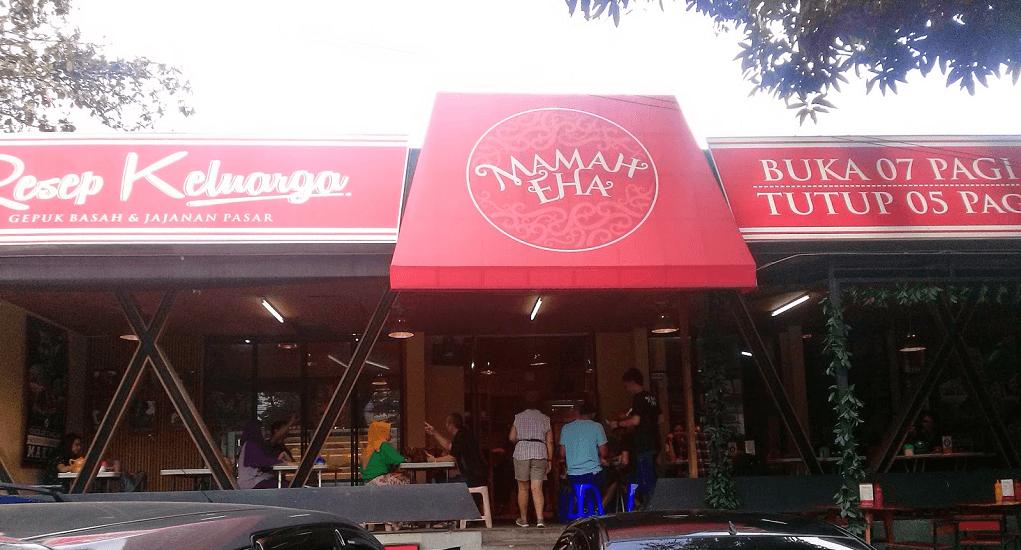 Bukber Bandung - Kedai Mamah Eha