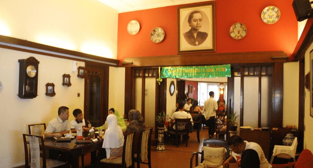 Bukber Bandung - Roemah Nenek