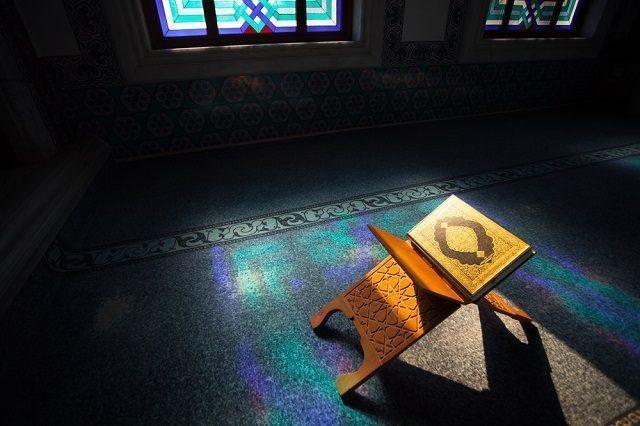 peristiwa turunnya al-qur'an