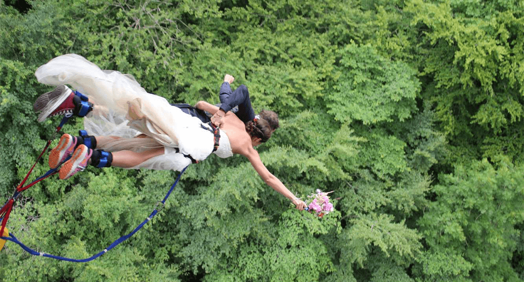 Bungee Jumping - Managing the Plunge