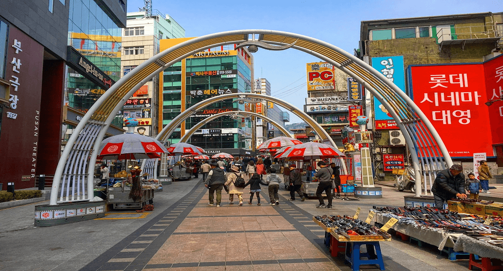 Busan - BIIFF (Busan International Film Festival) Square