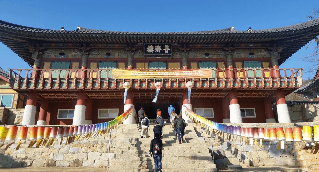 Busan - Beomeosa Temple