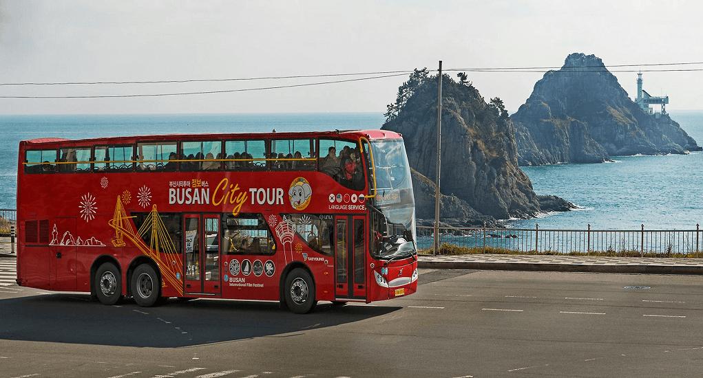 Busan - Bus