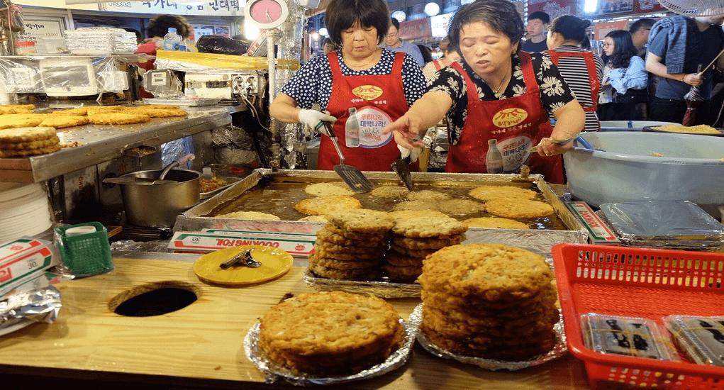 Busan - Gukje Market