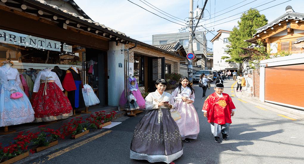 Busan - Hanbok
