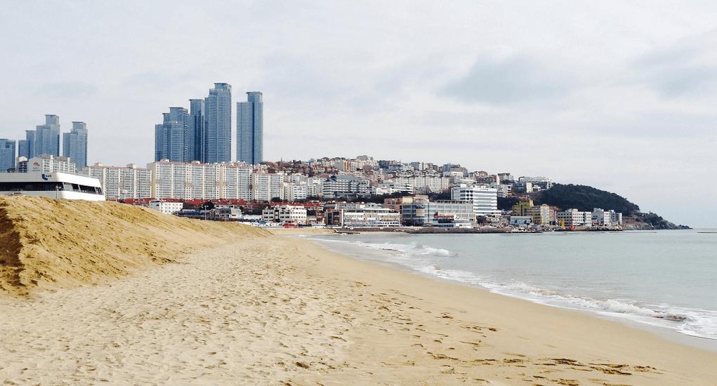 Busan - Handeu Beach