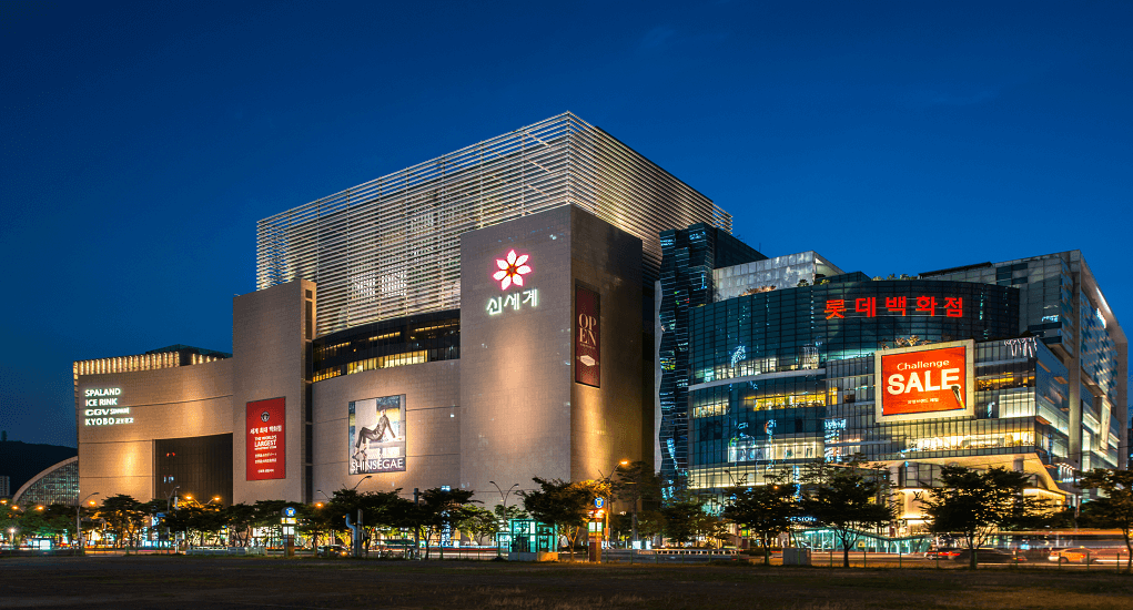 Busan - Shinsegae Centum City