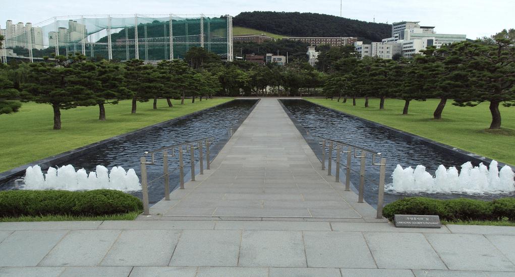 Busan - UN Memorial Cemetery