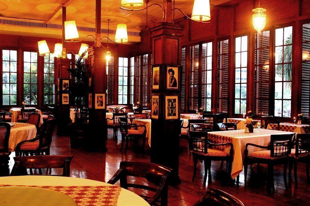 Mengenang masa lalu di Cafe Batavia